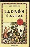 Portada de LADRÓN DE ALMAS