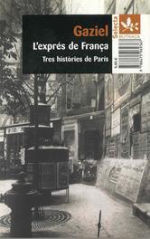 Portada de L'EXPRÉS DE FRANÇA (EBOOK)