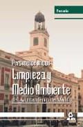 Portada de PERSONAL DE OFICIO, LIMPIEZA Y MEDIO AMBIENTE DEL AYUNTAMIENTO DEMADRID