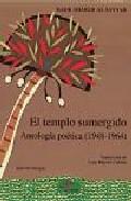 Portada de EL TEMPLO SUMERGIDO: ANTOLOGIA POETICA