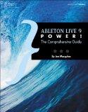 Portada de ABLETON LIVE 9 POWER!: THE COMPREHENSIVE GUIDE