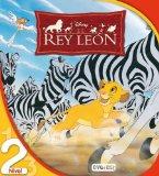 Portada de EL REY LEON: LECTURA NIVEL 2