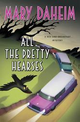 Portada de ALL THE PRETTY HEARSES: A BED-AND-BREAKFAST MYSTERY