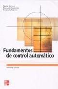 Portada de FUNDAMENTOS DE CONTROL AUTOMATICO