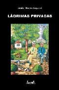 Portada de LAGRIMAS PRIVADAS