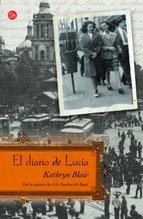 Portada de EL DIARIO DE LUCIA (EBOOK)