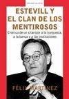 Portada de ESTEVILL Y EL CLAN DE LOS MENTIROSOS