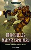 Portada de HEROES DE LOS MARINES ESPACIALES Nº 1
