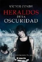 Portada de HERALDOS DE LA OSCURIDAD