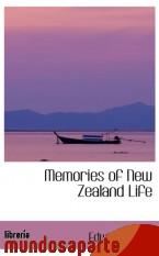 Portada de MEMORIES OF NEW ZEALAND LIFE