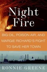 Portada de NIGHT FIRE