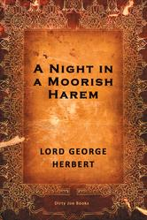 Portada de A NIGHT IN A MOORISH HAREM