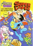 Portada de SUPERLOPEZ FANS 1: LAS AVENTURAS DE SUPERLOPEZ