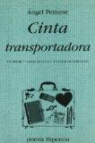 Portada de CINTA TRANSPORTADORA: VII PREMIO INTERNACIONAL CLAUDIO RODRIGUEZ
