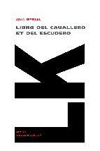 Portada de LIBRO DEL CAUALLERO ET DEL ESCUDERO (EBOOK)