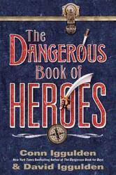 Portada de THE DANGEROUS BOOK OF HEROES