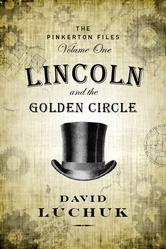Portada de LINCOLN AND THE GOLDEN CIRCLE