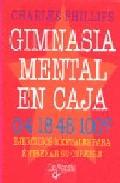 Portada de GIMNASIA MENTAL EN CAJA