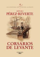 Portada de CORSARIOS DE LEVANTE (EBOOK)