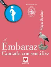 Portada de EL EMBARAZO CONTADO CON SENCILLEZ