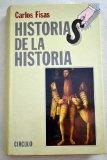 Portada de HISTORIAS DE LA HISTORIA