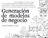 Portada de GENERACIÓN DE MODELOS DE NEGOCIO