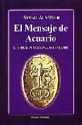 Portada de EL MENSAJE DE ACUARIO: EL APOCALIPSIS DE SAN JUAN DEVELADO