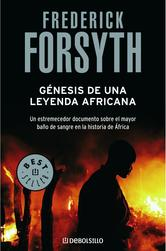 Portada de GÉNESIS DE UNA LEYENDA AFRICANA