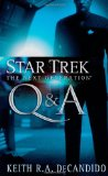Portada de Q & A: 2ND DECADE (STAR TREK: THE NEXT GENERATION)