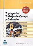 Portada de TOPOGRAFIA: TRABAJO DE CAMPO Y GABINETE