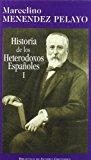 Portada de HISTORIA DE LOS HETERODOXOS ESPAÑOLES, I