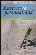 Portada de ESCRITURA Y PERSONALIDAD