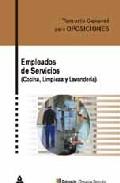 Portada de EMPLEADOS DE SERVICIOS : TEMARIO G ENERAL PARA OPOSICIONES