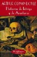 Portada de HISTORIAS DE INTRIGA Y DE AVENTURAS