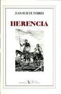 Portada de HERENCIA