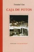 Portada de CAJA DE FOTOS