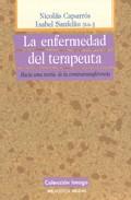 Portada de LA ENFERMEDAD DEL TERAPEUTA: HACIA UNA TEORIA DE LA CONTRATRANSFERENCIA