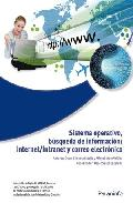 Portada de SISTEMA OPERATIVO, BUSQUEDA DE INFORMACION: INTERNET/ INTRANET Y CORREO ELECTRONICO