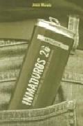 Portada de INMADUROS 26: ANTOLOGIA. JOVENES POETAS DE CASTILLA-LA MANCHA