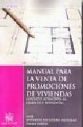 Portada de MANUAL PARA LA VENTA DE PROMOCIONES DE VIVIENDA