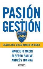 Portada de PASIÓN Y GESTIÓN (EBOOK)