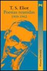 Portada de POESIAS REUNIDAS, 1909-1962