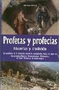 Portada de PROFETAS Y PROFECIAS: HISTORIAS Y TRADICION
