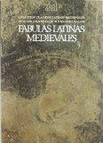 Portada de FABULAS LATINAS MEDIEVALES