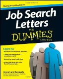 Portada de JOB SEARCH LETTERS FOR DUMMIES