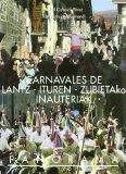 Portada de CARNAVALES DE LANTZ-ITUREN-ZUBIETAKO-INAUTERIAK