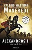 Portada de ALEXANDROS II: LAS ARENAS DE AMON