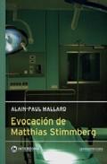Portada de EVOCACION DE MATTHIAS STIMMBERG