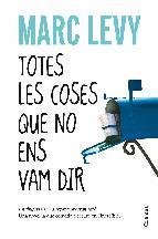Portada de TOTES LES COSES QUE NO ENS VAM DIR (EBOOK)