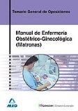 Portada de MANUAL DE ENFERMERIA OBSTETRICO GINECOLOGICA